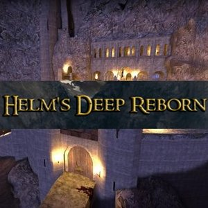 【L4D2】 讓我們一同在魔戒上守城 ! -Helms Deep- Reborn