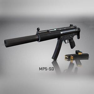 Silent But Deadly 沉默但致命 MP5-SD上線!!
