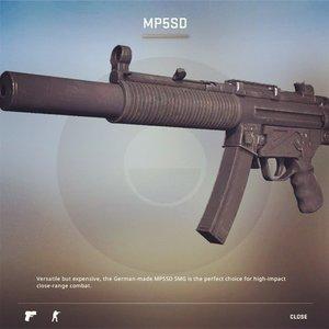2018/08/15 Update更新事項 新武器MP5-SD 全景 匹配 網絡修正