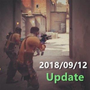 2018/09/12 Update 更新事項 計分牌優化 部分異常修復