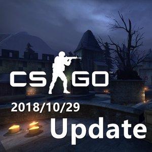 2018/10/29 Update 更新事項 觀眾視角 萬聖節 MISC部分修正