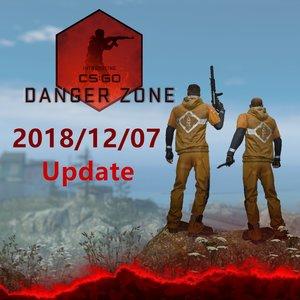 2018/12/07 Update 更新事項 大逃殺模式 CSGO免費 新收藏