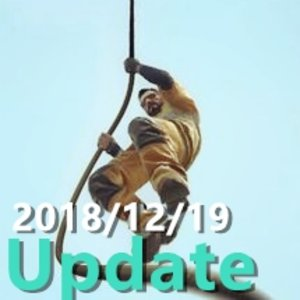 2018/12/19 Update 更新事項 DANGER ZONE 雜項修正/新增