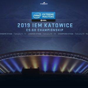 2019/02/06 Update 更新日誌 IEM Katowice 2019